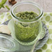 Pesto mit Mandeln-Rezepte