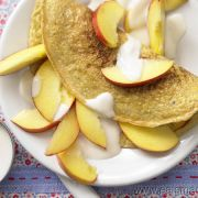 Peach puree Recipes