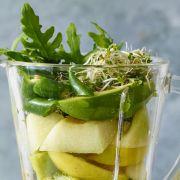 Smoothies mit Apfel-Rezepte