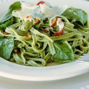 Spinach Tagliatelle Recipes