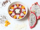 Acai Bowl with Exotic Fruit recipe