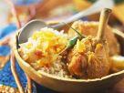 African Chicken Braise recipe