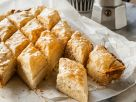 Almond and Rosewater Baklava recipe