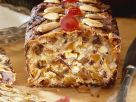 Almond Fruitcake recipe