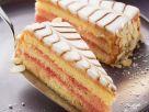 Almond Iced Gateau recipe