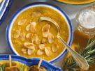 Almond Saffron Sauce recipe
