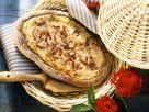 Alsatian Tarte Flambe recipe