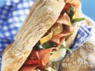 Antipasti Sandwich recipe