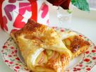 Apple and Creme Fraiche Pastries recipe