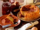 Apple and Jam Sponge Cake recipe