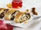 Apple and Poppy Seed Puff Pastry Strudel recipe