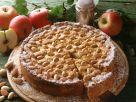 Apple Cake with Almonds recipe