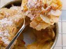 Apple Marzipan Crumble recipe