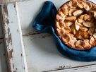 Apple Tart with Spelt Crust and Mascarpone recipe