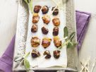 Apricots and Prunes Wapped in Pancetta recipe