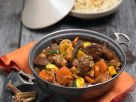 Arabic Lamb Stew with Carrots and Zucchini recipe