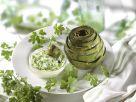 Artichokes with Potato Puree recipe