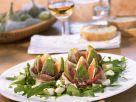 Arugula Salad with Prosciutto and Mozzarella recipe