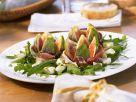 Arugula Salad with Prosciutto Wrapped Figs recipe