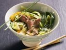 Asian Beef Soup with Vegetables recipe