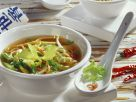 Asian Chicken Noodle Soup recipe