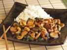 Asian Chicken Stir-Fry with Cashew Nuts recipe
