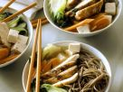 Asian Noodle Soup with Chicken recipe