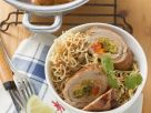 Asian Roulades with Peppers recipe