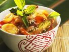 Asian Sesame and Vegetable Broth recipe