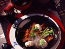 Asian Soup with Fish Dumplings recipe