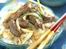Asian Steak Stir-fry recipe