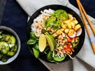 Summer Asian Roll Bowl recipe