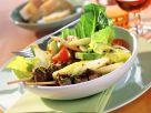 Asparagus and Avocado Salad recipe