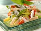 Asparagus and Fruit Salad with Turkey recipe