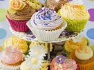 Assorted Cupcakes for a Party recipe