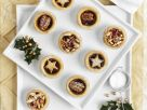 Assorted Mini Mincemeat Pies recipe
