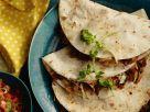 Avocado with Toasted Tortillas recipe
