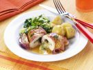 Chicken Stuffed with Blue Cheese recipe