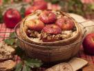 Baked Apples in Bread recipe