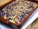 Baked Blueberry Pudding recipe