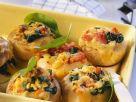 Baked Cheesy Mushrooms recipe