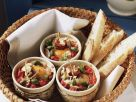 Individual Egg and Caper Bakes recipe
