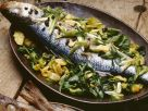 Baked Fish and Vegetables recipe