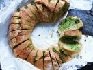 Baked Herb Bread recipe