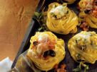 Baked Noodle Nests recipe