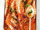 Baked Tomato Rice with Shrimp recipe