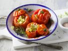Baked Tomatoes with Tofu Filling recipe