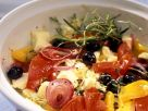 Baked Vegetables with Feta and Olives recipe