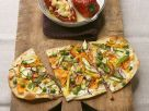 Baked Veggie Flatbread recipe