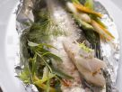 Baked Whitefish with Sautéed Vegetables recipe